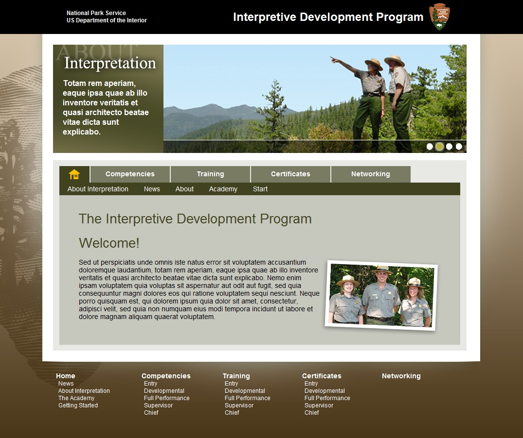 Interpretive Developer Program